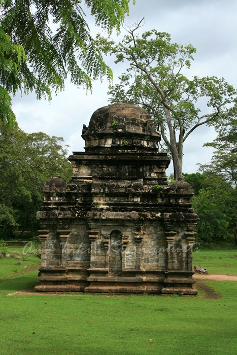 Shiva devale 2,the oldest structure,built entirely of stone