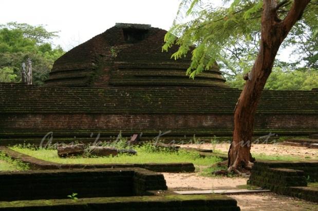 stupa de cremation