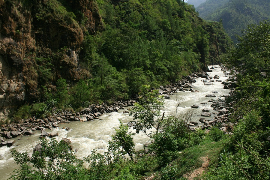 sun khosi river