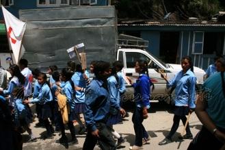 kodari: nepal-tibet border