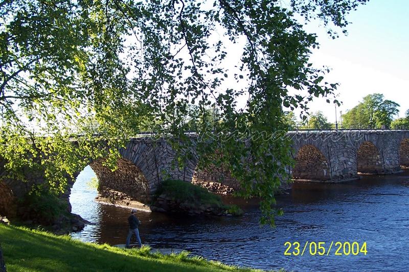 the east bridge
