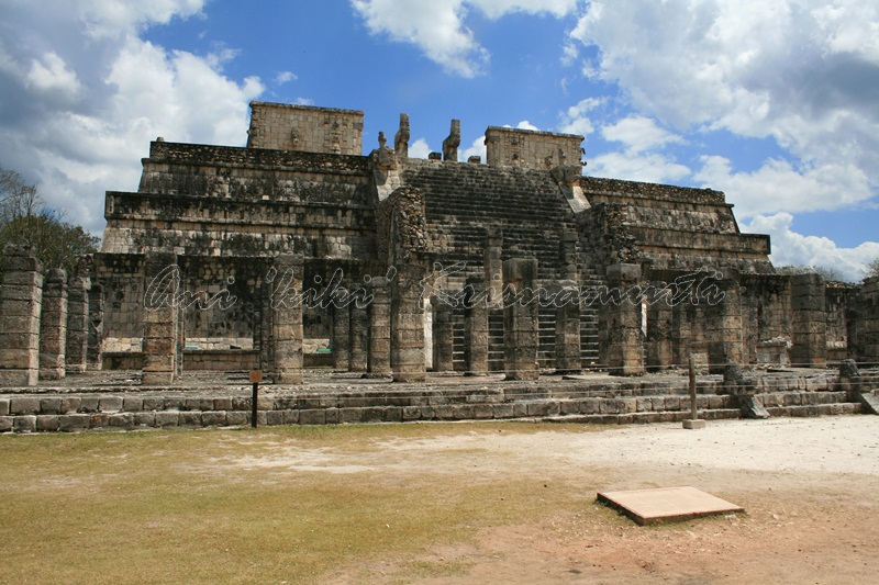 Templo de los Guerreros (Temple of the Warriors)
