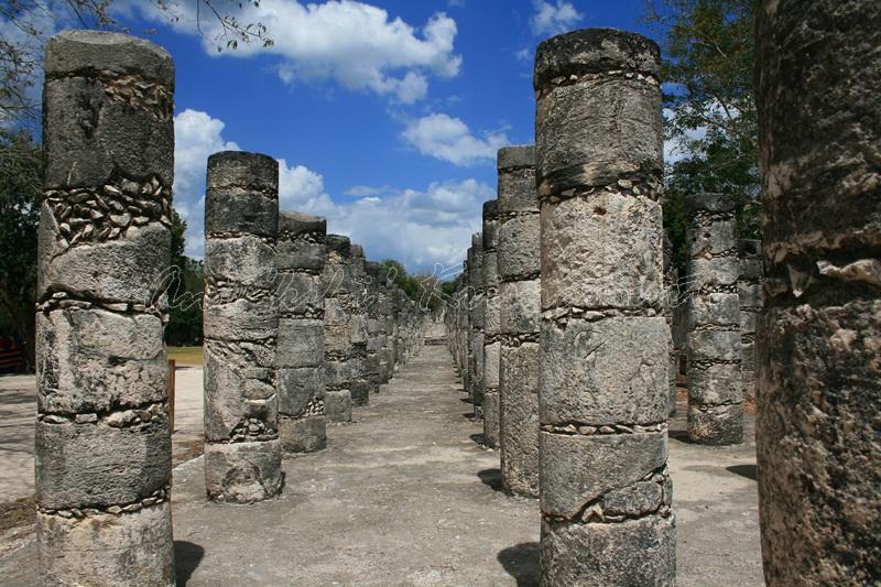 Group of a Thousand Columns