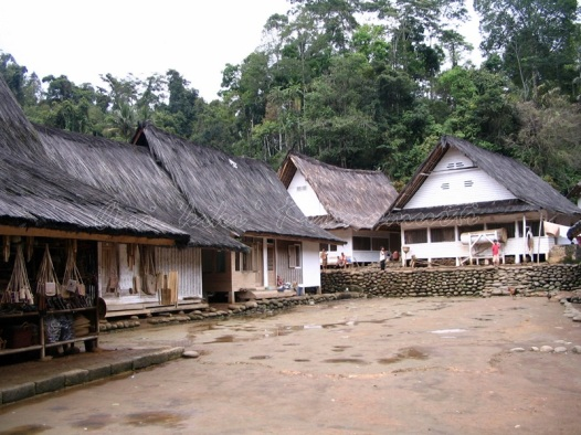 kampung naga-traditional village