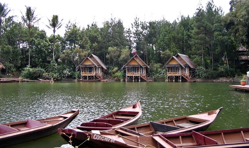 kampung sampireun resort