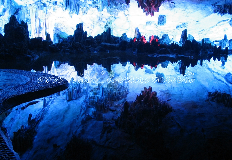 GUILIN-reed flute cave