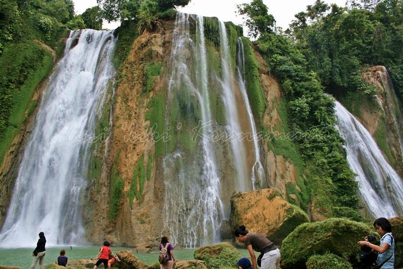 cikaso falls