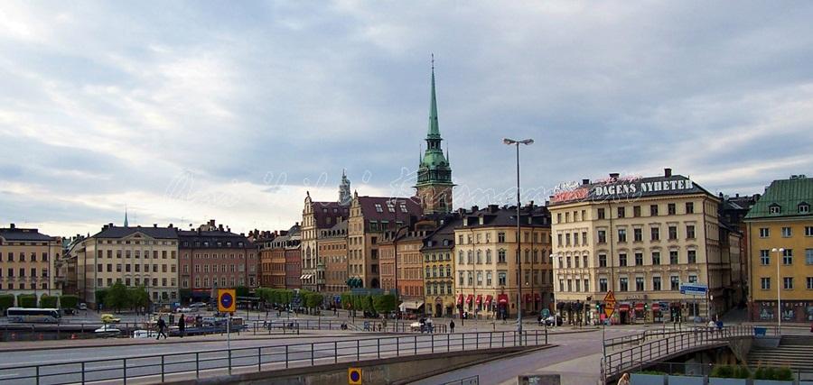 Riddarholmen ( The Knights'Islet)