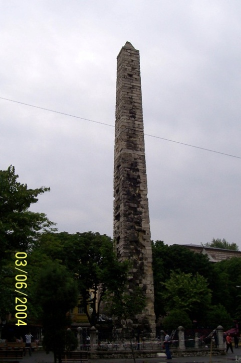 The Walled Obelisk