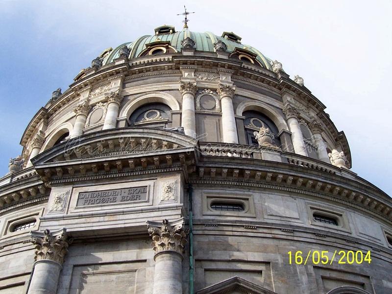 Frederik's Church(marble church)