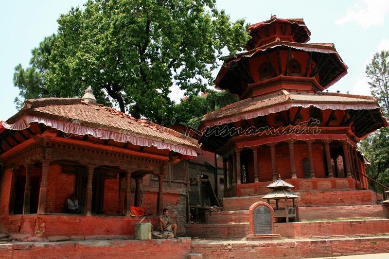 Chyasin Dega&saraswati temple