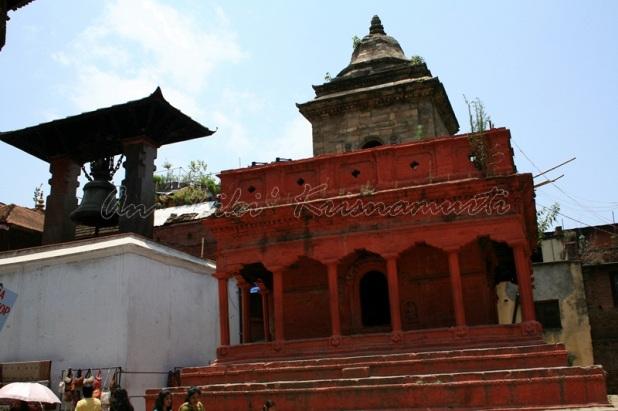 Shiva Parvati Temple&Big Bell