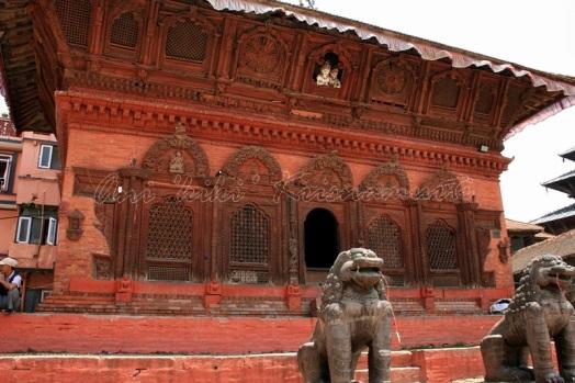 Shiva Parvati Temple.