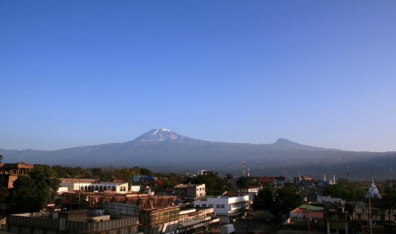 moshi-mt kilimanjaro