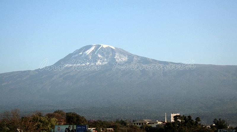 kibo summit