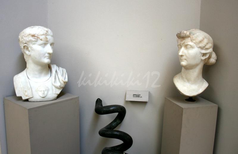 EPHESUS MUSEUM -tiberius-livia