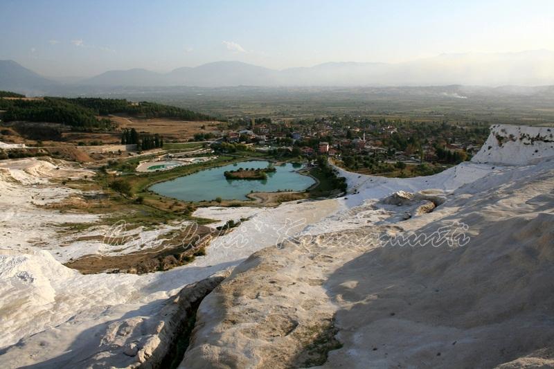 pamukkale town
