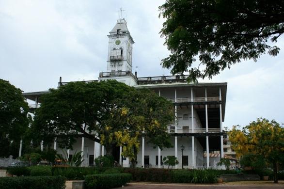 beit el ajaib-house of wonders-zanzibar national museum of history&culture