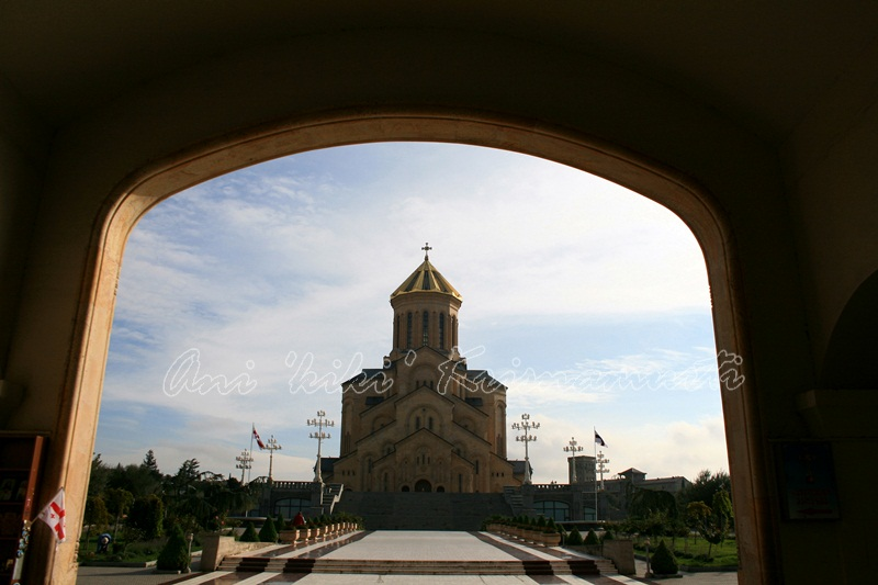 sminda Sameba Cathedral (The Holy Trinity Cathedral)