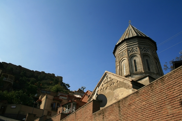 The Armenian CaTthedral of St. George