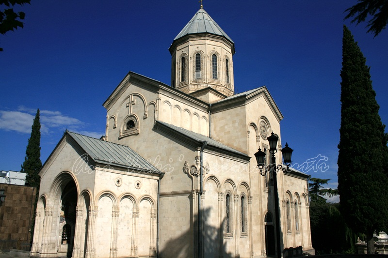 The Kashveti Church of St. George