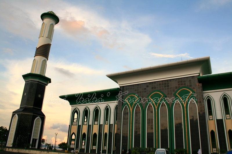 ternate city-mosque