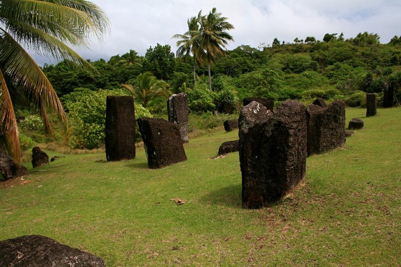 BADRULCHAU Stone Monoliths