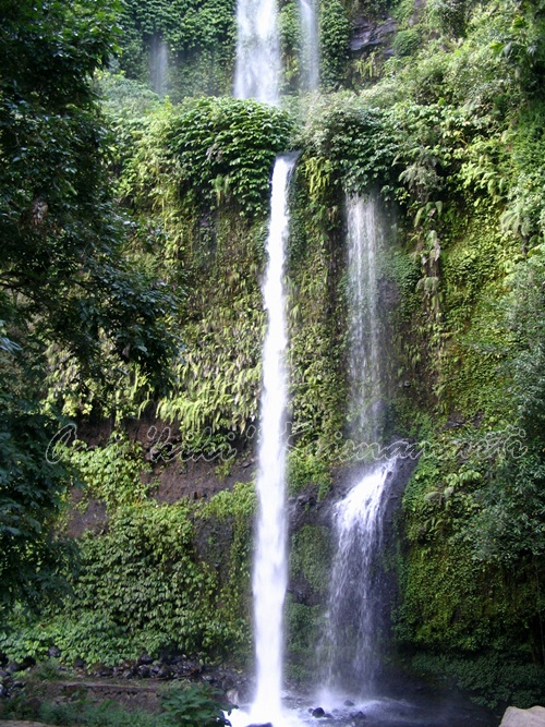 sendang gile falls