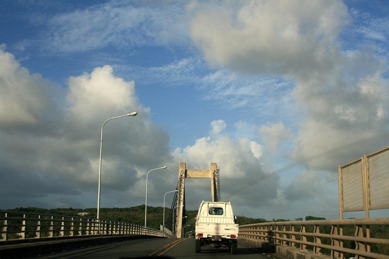 koror-badeldaob bridge