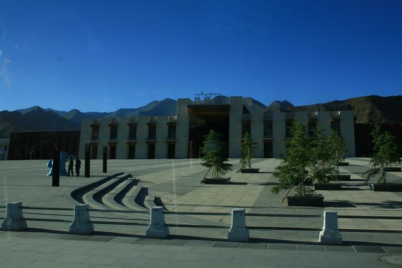 lhasa railway station