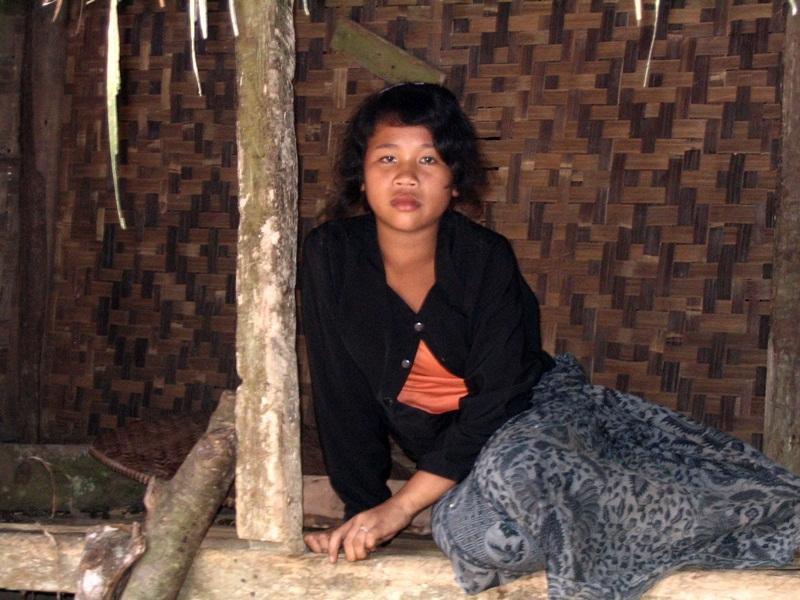 baduy woman
