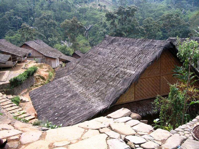 baduy village