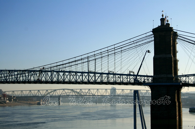 Ohio river-cincinnati