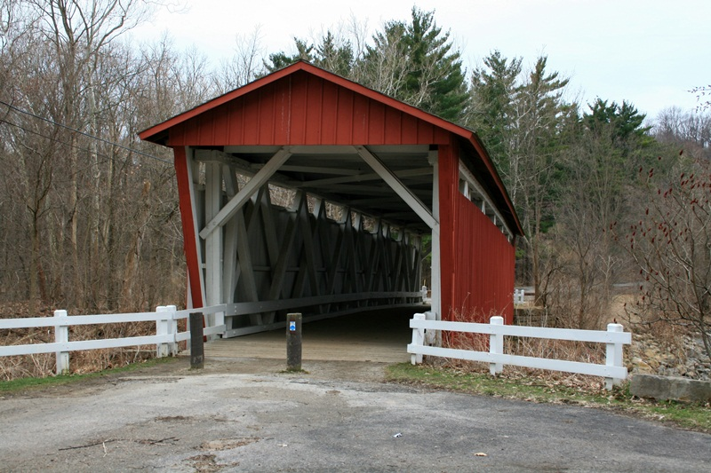 everett covered bridge