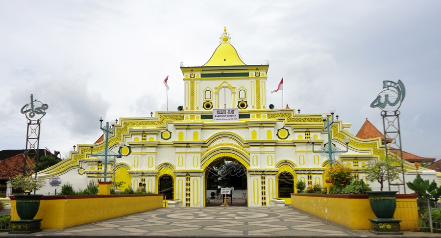 sumenep, grand mosque