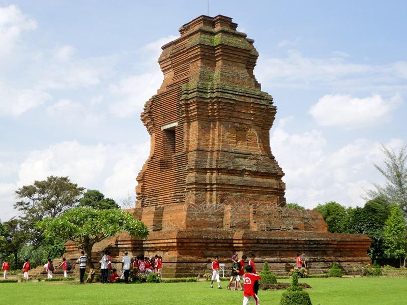 trowulan, brahu temple