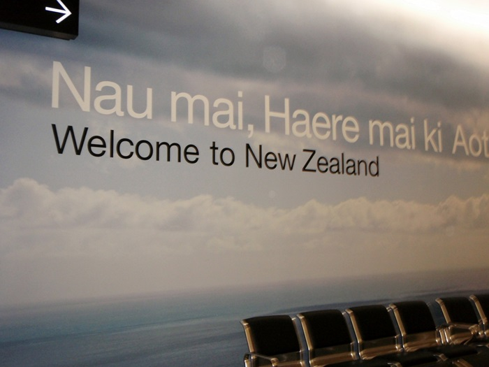 Auckland International, New Zealand (AKL)