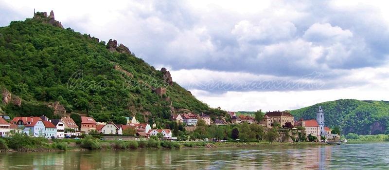 danube river, austria