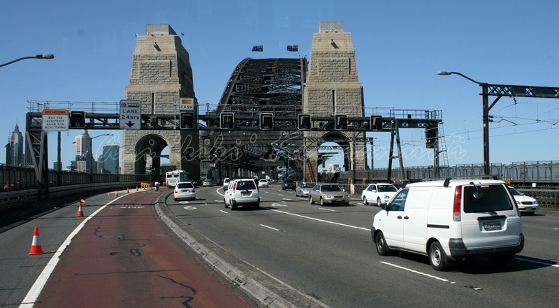 sydney harbour bridge, sydney,australia