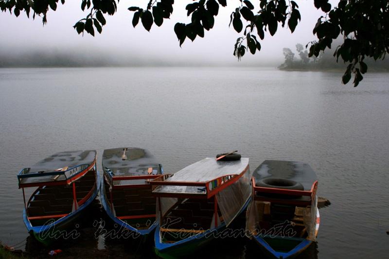 lake patenggang, ciwidey,west java, Indonesia