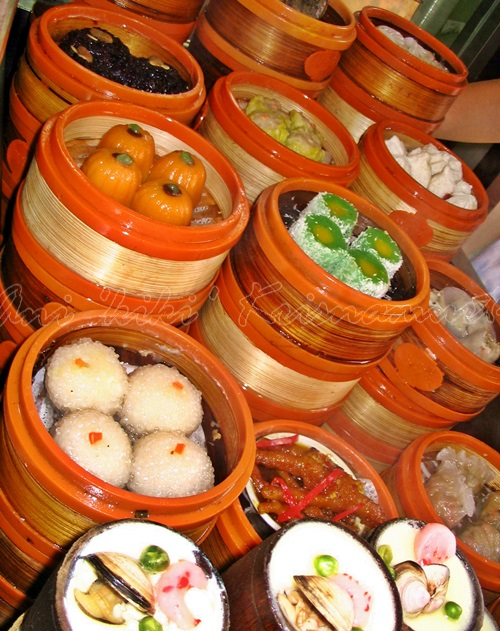dimsum,shanghai,china