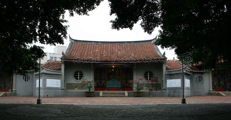 fahua temple, tainan, taiwan