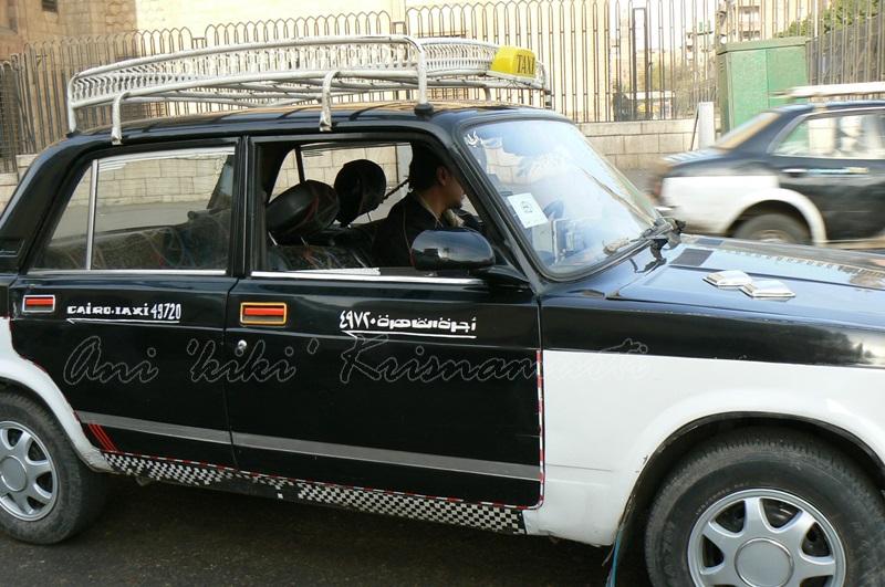 cairo taxi, egypt