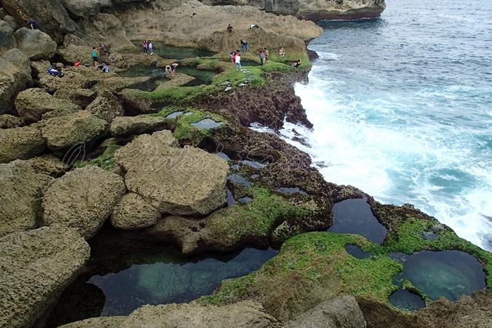 east java-the rocks