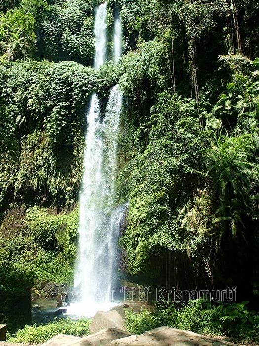 sendang gile waterfall