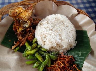 nasi puyung